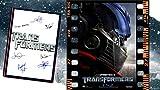 Transformers Filmposter und Autogramm, signierter Druck,