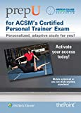 PrepU for ACSM's Certified Personal Trainer Exam