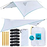 Best Tarp For Camping - Ridge Outdoor Gear Rainfly Tent Tarp for Camping Review