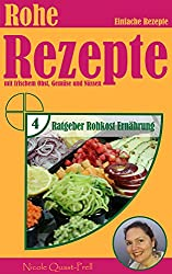 Rohkost gesunde Rezepte Rohkost Salate