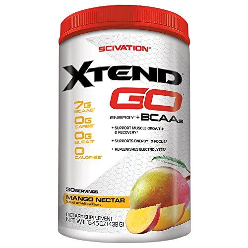 Scivation Xtend Go Amino Energy BCAA Powder | Amazon