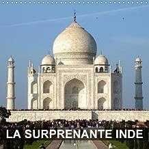 La Surprenante Inde 2018: Notre Visite Touristique De L'inde Nous Amene a Karnataka, Kerala, Maharashtra, Rajasthan, Tamil Nadu Et Uttar Pradesh (Calvendo Places) (French Edition)