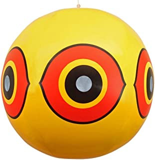 Jkshop 3XBalloon Bird Repellent Fast and Effective Solution to Pest Problems - Scary Eyes Balloons Keep Birds Away from House, Garden Crops, Swimming Pools and More to Stop Animal Mess and Damage