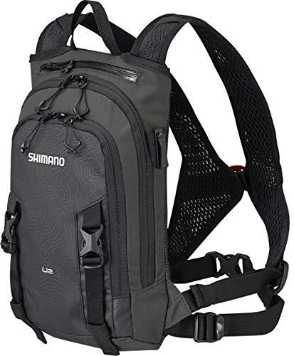 SHIMANO Unzen 2 Rucksack Black 2020 Outdoor Rucksack