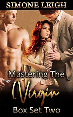 Mastering the Virgin Box Set Two: A BDSM Ménage Erotic Romance (English Edition)