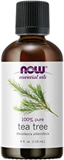 Tea Tree Oil Now Foods 4 oz EssOil