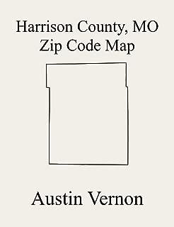 Harrison County, Missouri Zip Code Map: Includes Fox Creek, Bethany, Clay, Colfax, Cypress, Grant, Hamilton, Jefferson, Lincoln, Madison, Marion, Sherman, ... Creek, Trail Creek, Union, Adams, Butle