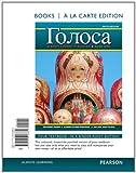 Golosa: A Basic Course in Russian, Book One, Books a la Carte Edition (5th Edition)