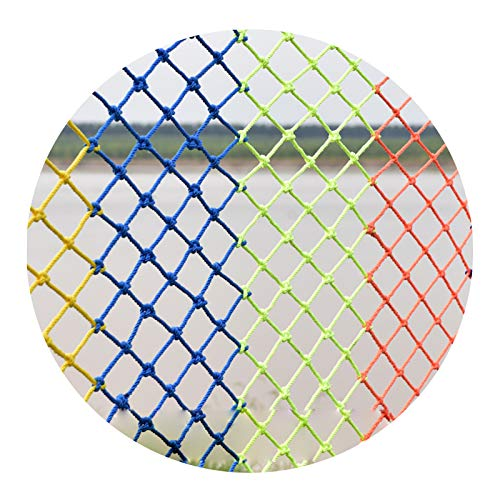 Climbing Net For Children Kids Climbing Frames For GardenSafety NettingCargo Net For Children Pets Railings Stairs Playground Outdoor PatiosRope Thick10mmSpacing15cm19m3282952ft