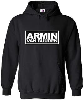 Armin Van Buuren Mens Womens Concert Party Fan Inspired Novelty Top Hoodie