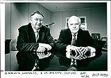 Dr Brian Smith - Vintage Press Photo