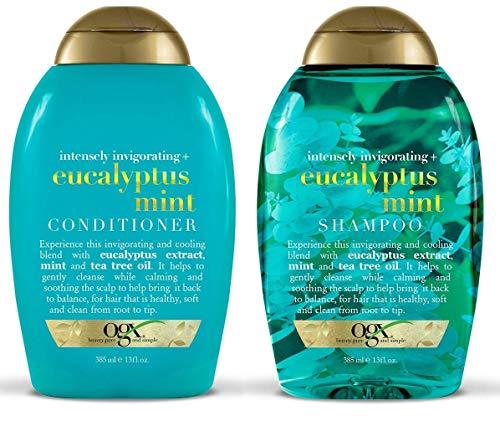 OGX Eucalyptus Mint Shampoo & Conditioner (13...