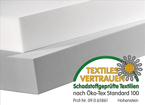 Preisvergleich Produktbild Tafel 100 x 50cm aus BASOTECT® 7cm lichtgrau