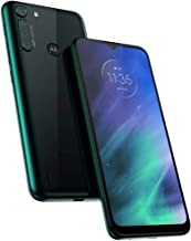 "Motorola One Fusion (128GB, 4GB) 6.5"", 48MP Quad Camera, 5000mAh Battery, Dual SIM GSM Unlocked Global 4G LTE (T-Mobile, A..."
