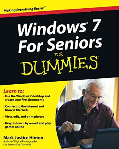 Windows 7 For Seniors For Dummies(r)