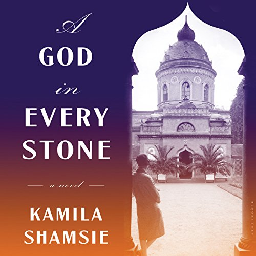 A God in Every Stone audiobook cover art