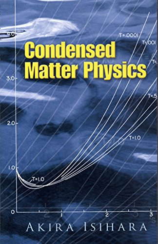 Condensed Matter Physics (Dover Boo…