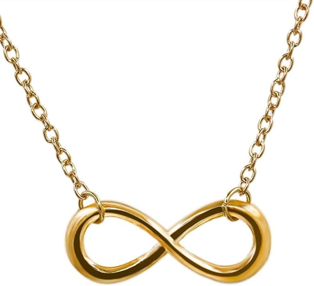 Zaioo Infinity Lucky Number 8 Quality Women Jewelry Set