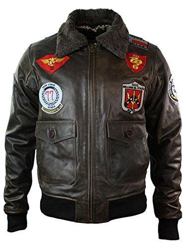 Pilot Jacket Fur Collar