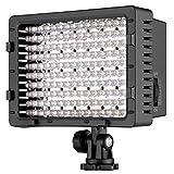 NEEWER CN-160 LED ビデオライト 160球のLEDを搭載 Canon、Nikon、Sigma Olympus、Pentaxなどのカメラ&ビデオカメラに対応 【並行輸入品】