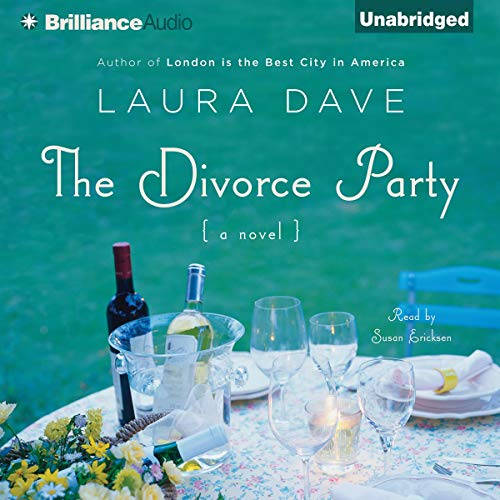 The Divorce Party  By  cover art