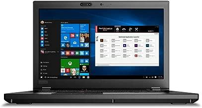 Lenovo ThinkPad P52 Laptop 15.6 inch FHD (1920x1080) IPS Intel Core i7-8850H (8th Gen) NVIDIA Quadro P2000 4GB GDDR5 64GB 1TB SSD M.2 Win10 Pro (64GB RAM   1TB SSD)
