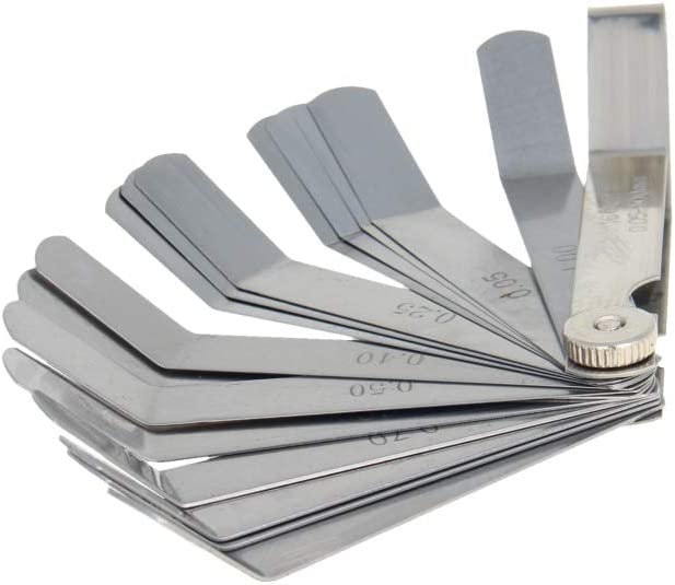 Utoolmart Max 55% OFF Feeler Gauge 100X16 Steel Stainless Thickness fo Many popular brands