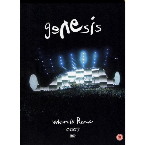 Genesis - When in Rome/Come Rain Or Shine - Live 2007 (3 DVDs)