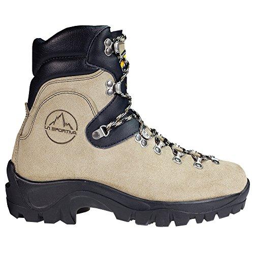 La Sportiva Glacier WLF Wildland Firefighting Mountaineering Boot, Natural, 43