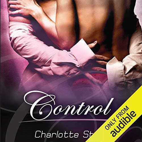 Control audiobook cover art