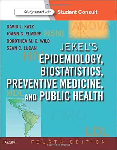 Jekel's Epidemiology, Biostatistics, Preventive Medicine, and Public Health: With STUDENT CONSULT Online Access (Jekel's