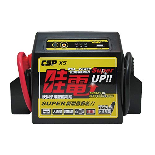 Great Features Of Wha-Power X5 Car Jump Starter Road Assistance 12V Power Supply
