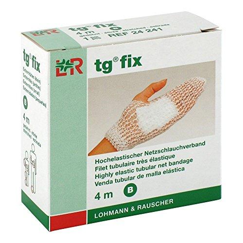 TG Flexi-Fix 24241Schlauch Verbände, Trikotschlauchverband Größe B, 4m