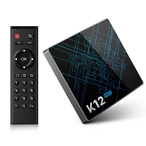 Bqeel K12 Pro Android 6.0 Tv Box Amlogic...