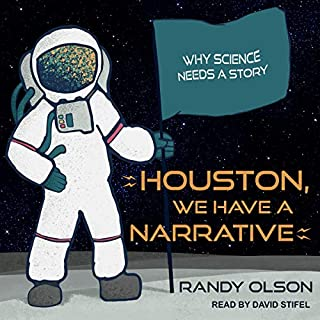 Houston, We Have a Narrative audiobook cover art