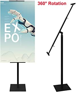 YDisplay Heavy Duty Poster Stand Floor Sign Stand for Display Foam & Board,for School Church Indoor