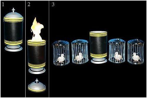 descuento TORA MAGIC MAGIC MAGIC - Tubo de Fuego con producción de jaulas  Sin impuestos