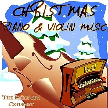Christmas Piano & Violin Music