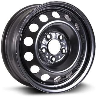 RTX, Steel Rim, New Aftermarket Wheel, 16X6.5, 5X120, 72.6, 45, black finish X46520