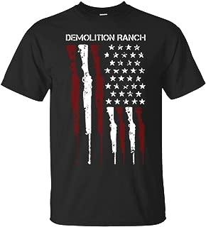 demolition ranch t shirts