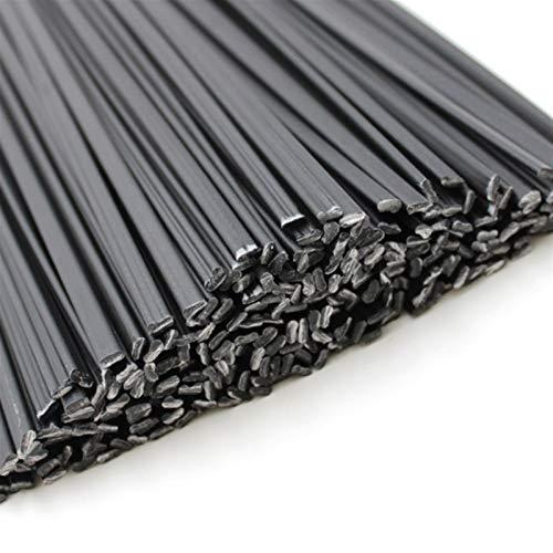 Pilang zxxin-Varillas de Soldadura duraderas, Barras de Soldadura de plástico 50 unids, para Kit de Palos Herramientas de Mano, reparación de Parachoques de Coche PP Electrodos de plástico