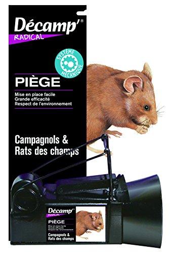 Piège à campagnols et rats des champs