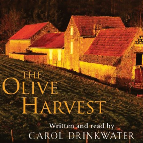 The Olive Harvest                   By:                                                                                                                                 Carol Drinkwater                               Narrated by:                                                                                                                                 Carol Drinkwater                      Length: 6 hrs and 33 mins     Not rated yet     Overall 0.0