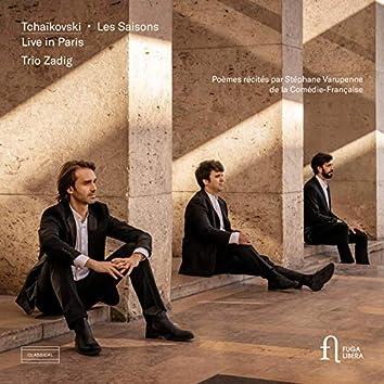 Les saisons (Live in Paris)