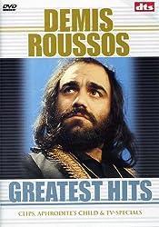Demis Roussos: Greatest Hits - Clips, Aphrodite's Child & TV Specials