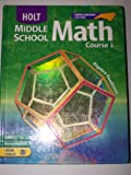 Holt Mathematics North Carolina: Student Edition Course 3 2004