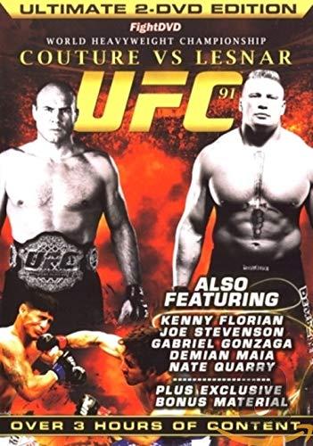 UFC - UFC 91: Couture Vs. Lesnar [2 DVDs]