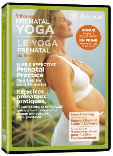 Shiva Rea's Prenatal Yoga