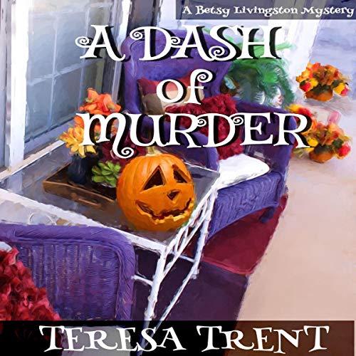 A Dash of Murder cover art