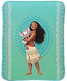 Disney Moana 'The Wave' Plush 46' x 60' Throw